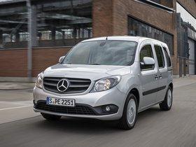 Ver foto 1 de Mercedes Citan 2012