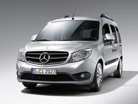 Ver foto 9 de Mercedes Citan 2012