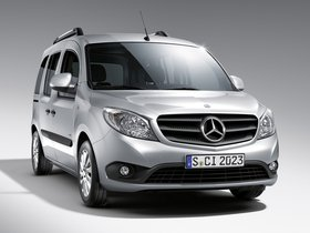 Ver foto 8 de Mercedes Citan 2012
