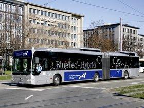 Ver foto 8 de Mercedes Citaro G BlueTec Hybrid O530