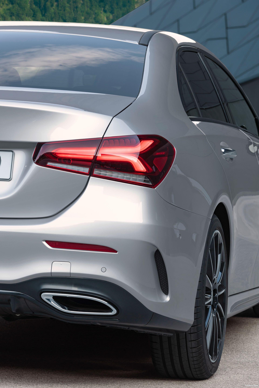 Foto 20 de Mercedes Clase A Sedan AMG Line Black 2019