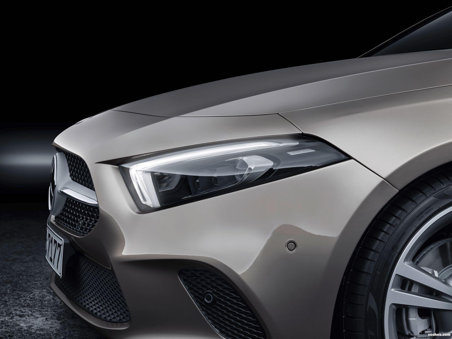 Foto 0 de Mercedes Clase A Sedan V177 2019