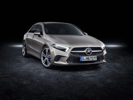 Mercedes Clase A A 200d Sedán 4matic 8g-dct