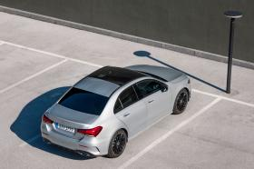 Ver foto 13 de Mercedes Clase A Sedan AMG Line Black 2019