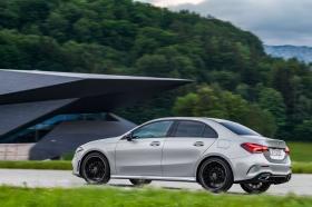 Ver foto 30 de Mercedes Clase A Sedan AMG Line Black 2019