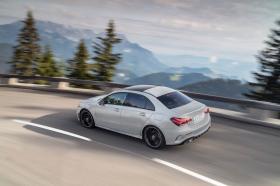 Ver foto 9 de Mercedes Clase A Sedan AMG Line Black 2019
