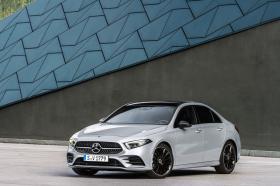 Ver foto 25 de Mercedes Clase A Sedan AMG Line Black 2019