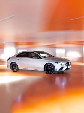 Ver foto 14 de Mercedes Clase A Sedan AMG Line Black 2019