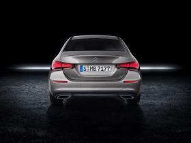 Ver foto 3 de Mercedes Clase A Sedan V177 2019