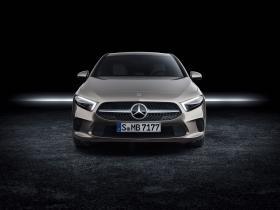 Ver foto 2 de Mercedes Clase A Sedan V177 2019