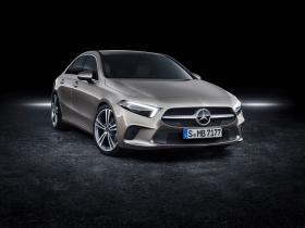 Mercedes Clase A A 180d Sedán 7g-dct