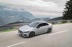 Ver foto 7 de Mercedes Clase A Sedan AMG Line Black 2019