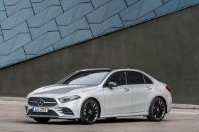 Ver foto 22 de Mercedes Clase A Sedan AMG Line Black 2019