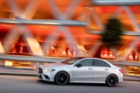 Ver foto 4 de Mercedes Clase A Sedan AMG Line Black 2019