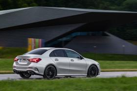 Ver foto 40 de Mercedes Clase A Sedan AMG Line Black 2019