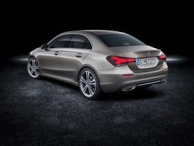 Ver foto 7 de Mercedes Clase A Sedan V177 2019