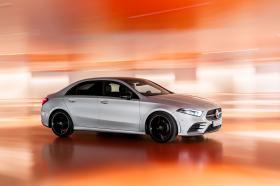 Ver foto 6 de Mercedes Clase A Sedan AMG Line Black 2019