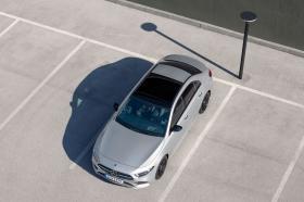 Ver foto 23 de Mercedes Clase A Sedan AMG Line Black 2019