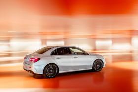 Ver foto 16 de Mercedes Clase A Sedan AMG Line Black 2019