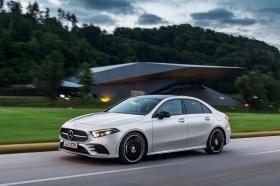 Ver foto 31 de Mercedes Clase A Sedan AMG Line Black 2019