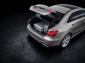 Ver foto 10 de Mercedes Clase A Sedan V177 2019