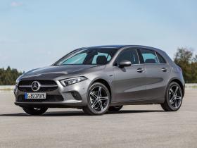 Ver foto 11 de Mercedes Clase A 250 e 2020