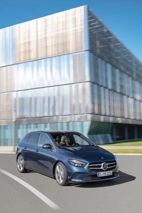 Ver foto 8 de Mercedes Clase B 200 Progressive 2019