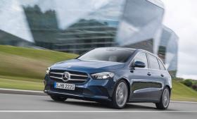 Ver foto 6 de Mercedes Clase B 200 Progressive 2019