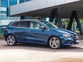 Ver foto 1 de Mercedes Clase B 200 Progressive 2019