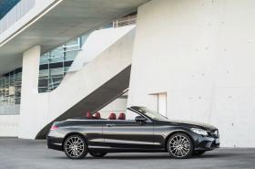 Ver foto 17 de Mercedes Clase C Cabrio 300 Avantgarde 2018