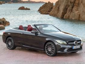 Fotos de Mercedes Clase C Cabrio