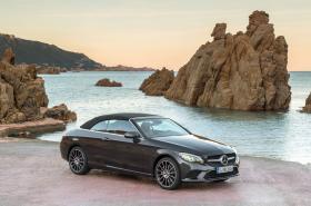 Ver foto 6 de Mercedes Clase C Cabrio 300 Avantgarde 2018