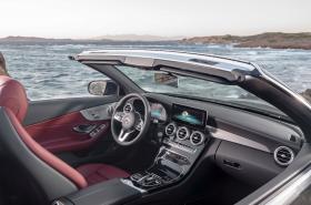 Ver foto 23 de Mercedes Clase C Cabrio 300 Avantgarde 2018