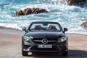 Ver foto 3 de Mercedes Clase C Cabrio 300 Avantgarde 2018