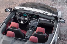 Ver foto 22 de Mercedes Clase C Cabrio 300 Avantgarde 2018