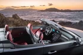 Ver foto 1 de Mercedes Clase C Cabrio 300 Avantgarde 2018