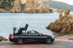 Ver foto 16 de Mercedes Clase C Cabrio 300 Avantgarde 2018