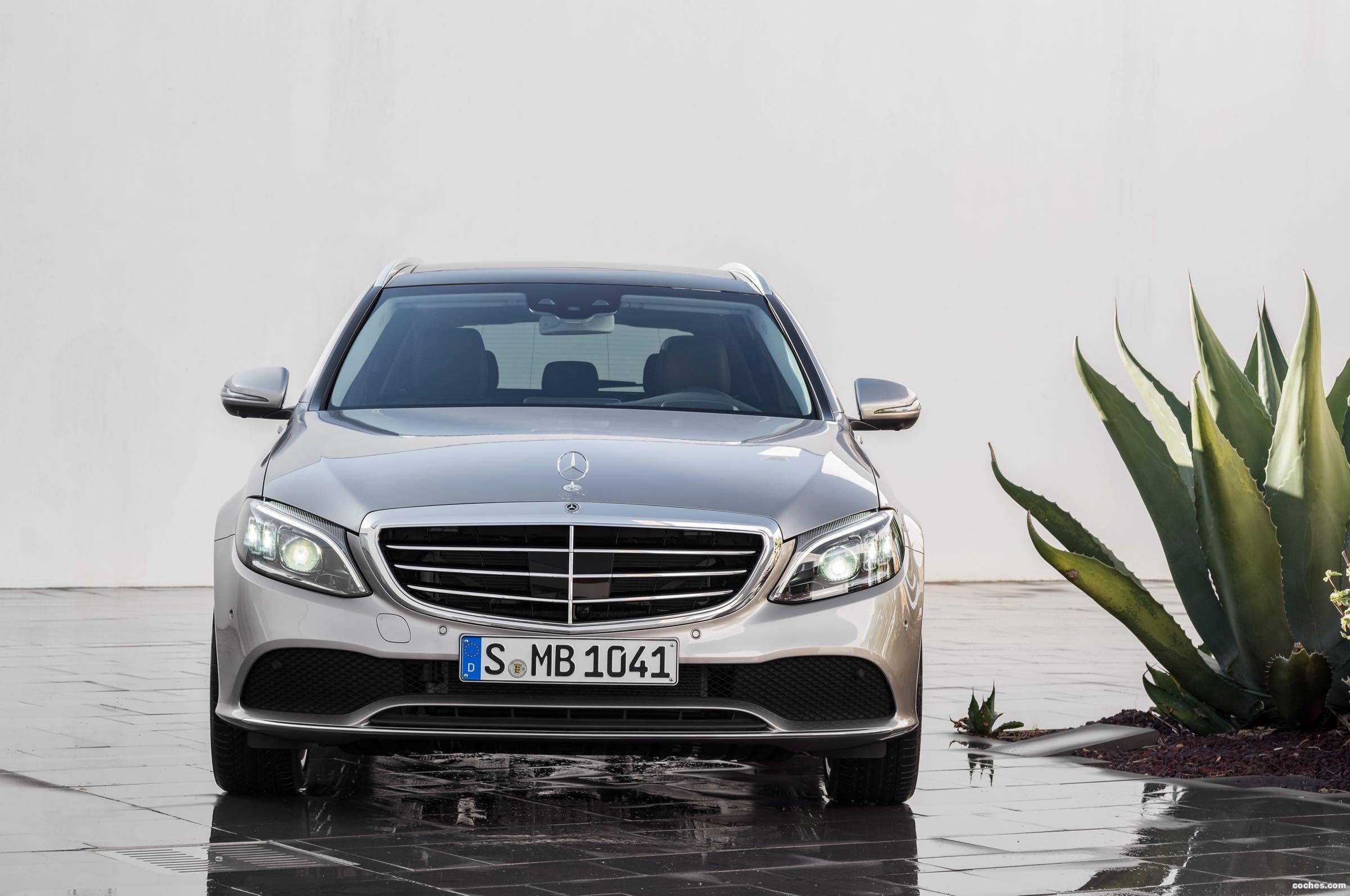 Foto 0 de Mercedes Clase C Estate Exclusive Line S205 2018