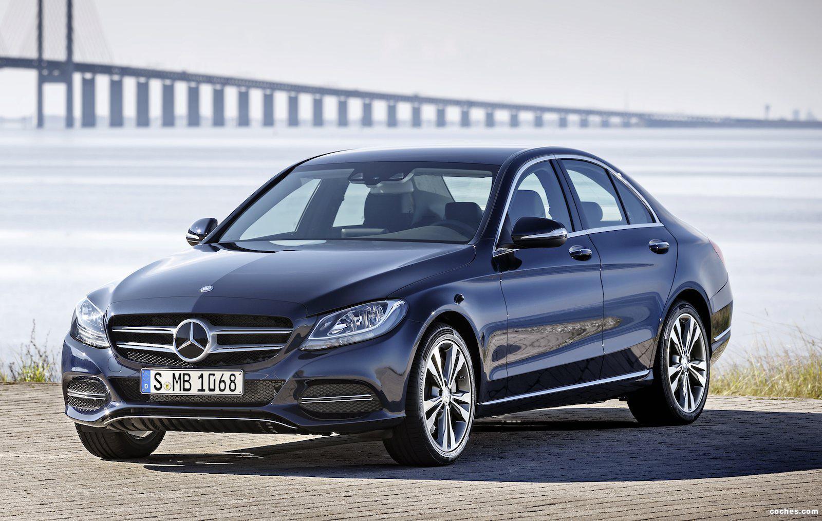 Foto 0 de Mercedes Clase C 350e 2015