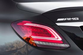 Ver foto 28 de Mercedes AMG C 43 4MATIC W205 2018