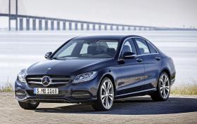 Fotos de Mercedes Clase C 350e 2015