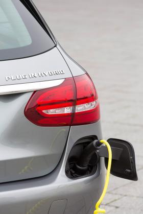 Ver foto 3 de Mercedes Clase C Estate C350e 2015