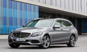 Fotos de Mercedes Clase C Estate C350e 2015
