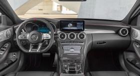 Ver foto 23 de Mercedes AMG C 43 4MATIC W205 2018