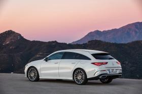 Ver foto 2 de Mercedes CLA Shooting Brake AMG Line (X118) 2019