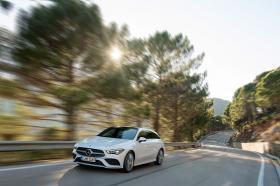 Ver foto 14 de Mercedes CLA Shooting Brake AMG Line (X118) 2019