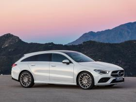 Fotos de Mercedes Clase CLA Shooting Brake