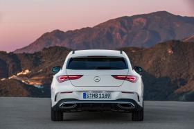 Ver foto 10 de Mercedes CLA Shooting Brake AMG Line (X118) 2019