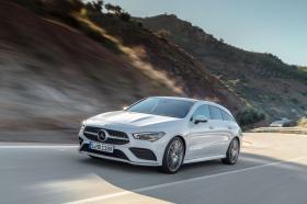 Ver foto 20 de Mercedes CLA Shooting Brake AMG Line (X118) 2019