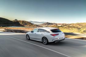 Ver foto 21 de Mercedes CLA Shooting Brake AMG Line (X118) 2019